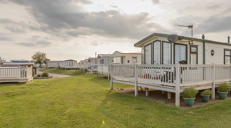 Barmston Beach Caravan