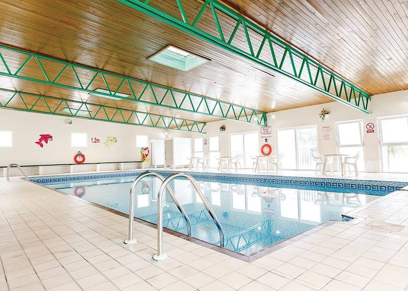 Brixham Holiday Park Pool