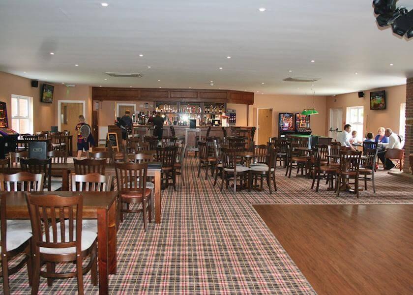 Carlton Meres Restaurant