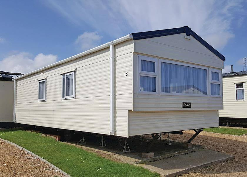 Castaways Holiday Park Caravan
