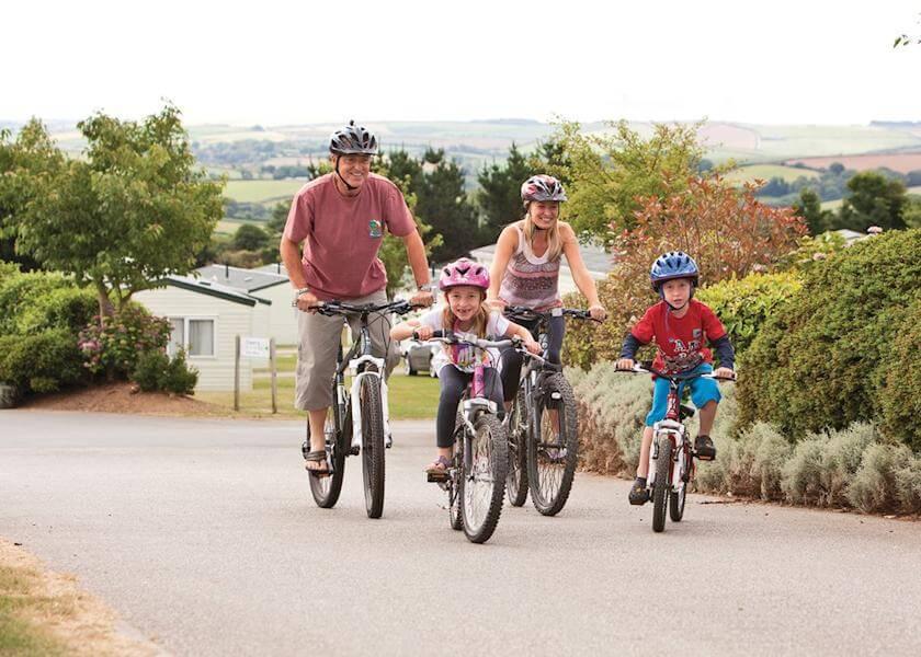 Hendra Family Bike Ride
