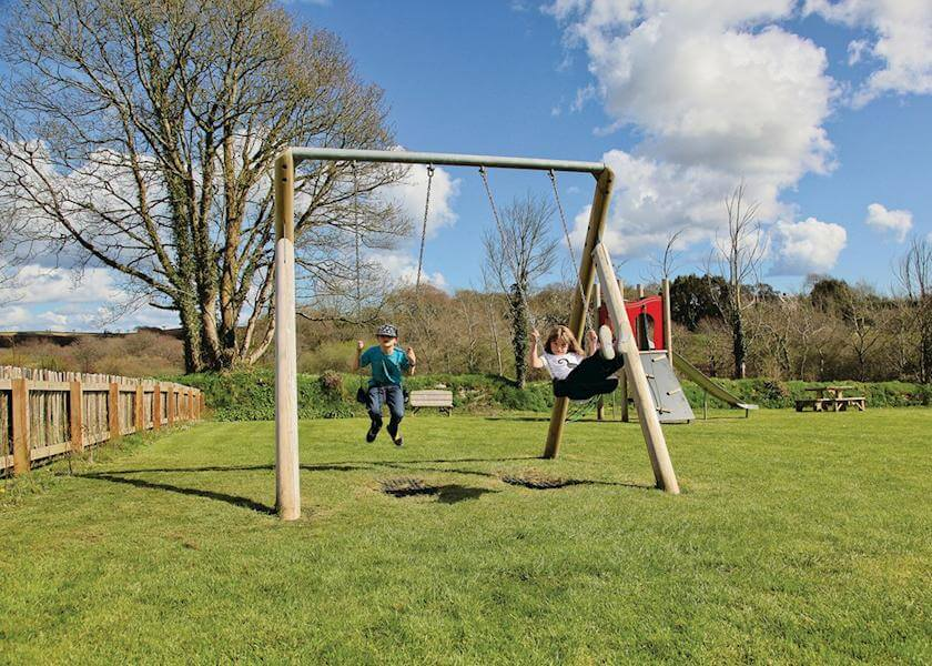 Meadow Lakes Play Area