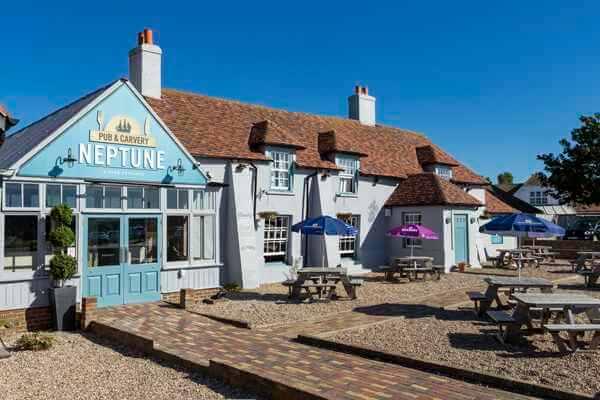 New Beach Neptune Pub