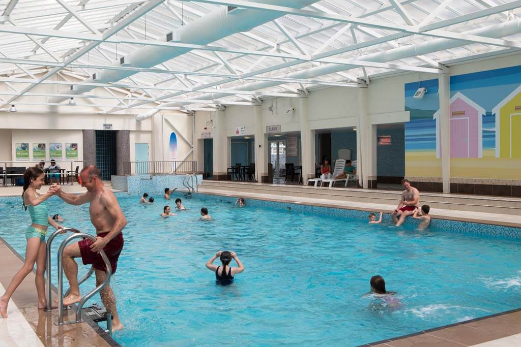 Perran Sands Indoor pool
