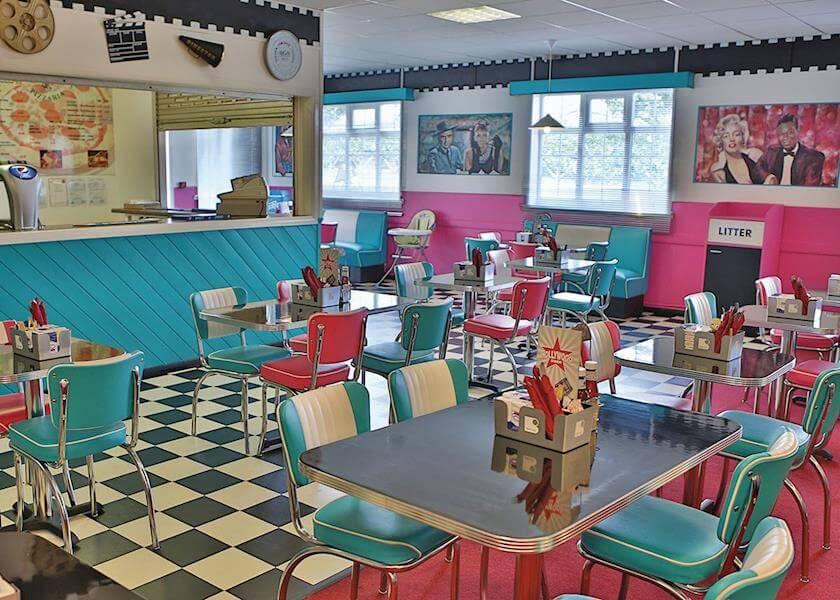 Skirlington Leisure Park Diner