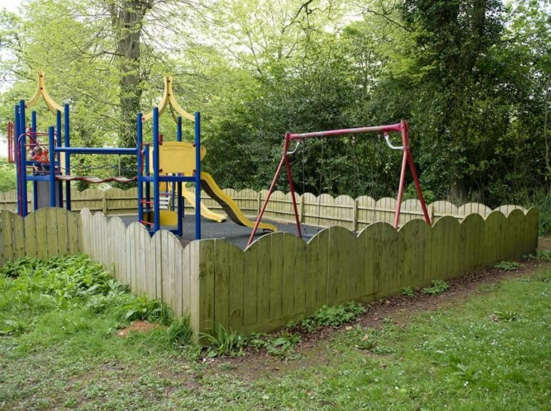St Ives Holiday Village Play Area
