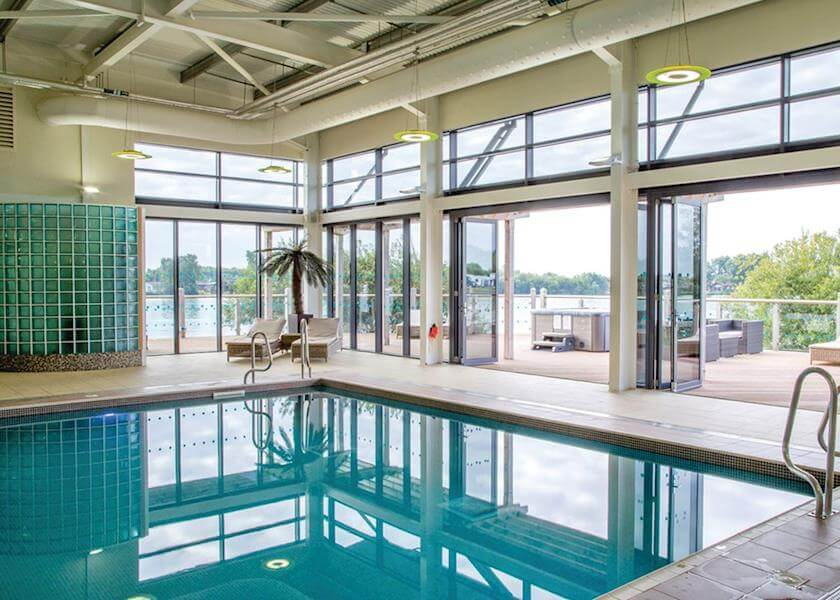 Tattershall Lake Pool