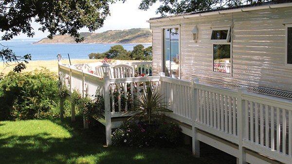 Thorness Bay Caravan