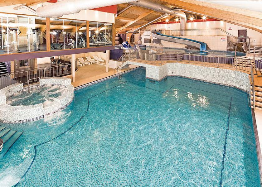 Waterside Holiday Park Pool