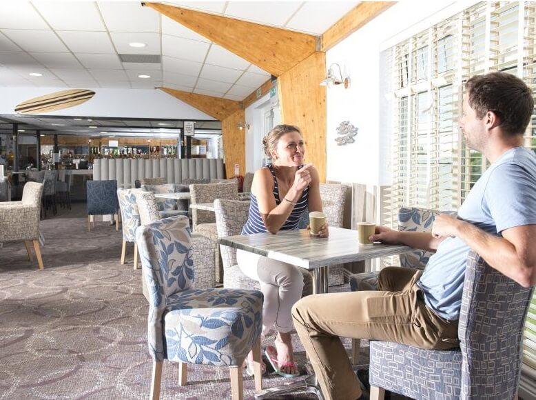 Widemouth Bay Caravan Park Cafe