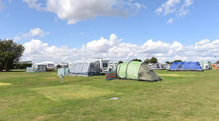 Withernsea Sands Tents