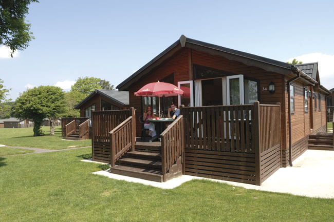 Accommodation at Hoburne Naish - Hoburne Naish Holiday Park
