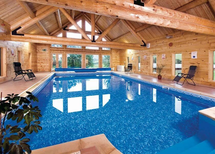 Black Hall Lodge Pool