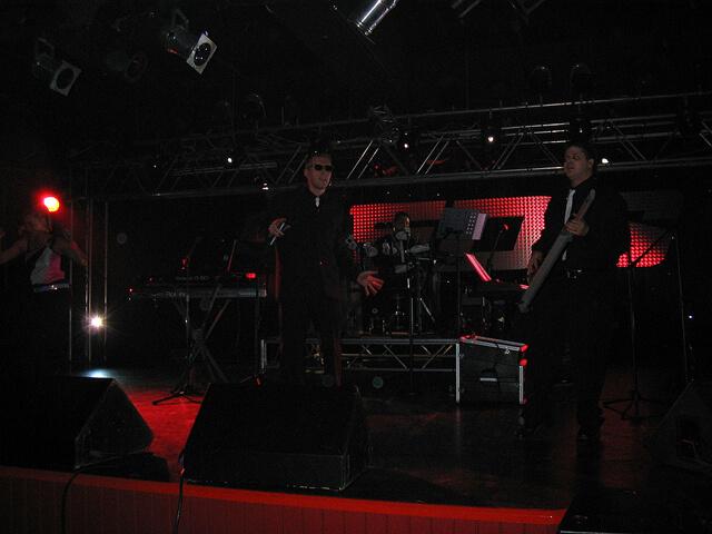 Rubik's Band at Bognor Regis - Butlins Bognor Regis Resport