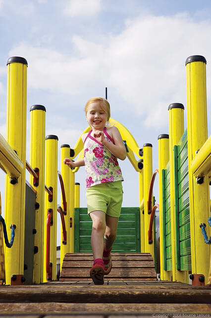 Outdoor Play Area Caister - Caister Holiday Park