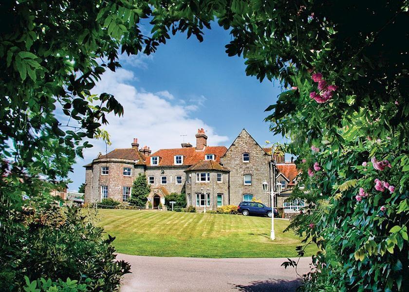 Crow Hurst – The Manor House
