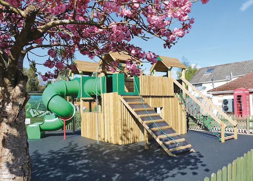 Forest Edge Playarea