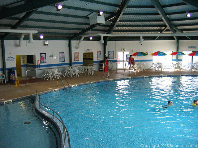 Littlesea Indoor Pool - Littlesea Holiday Park