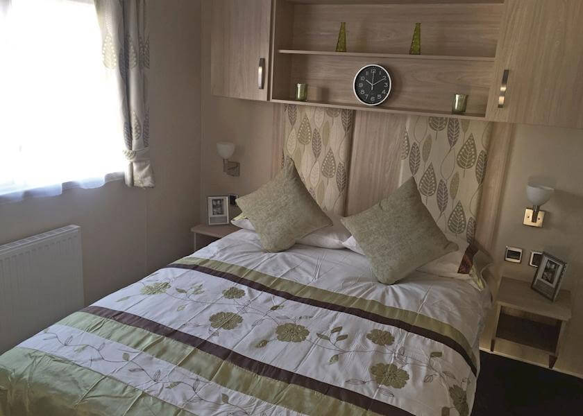 Riverside Holiday Village Bedroom