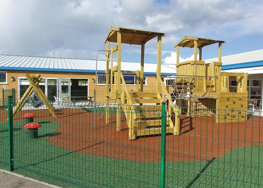 Riverside Holiday Village Playarea