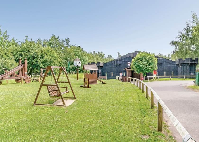 Sherwood Castle Playarea