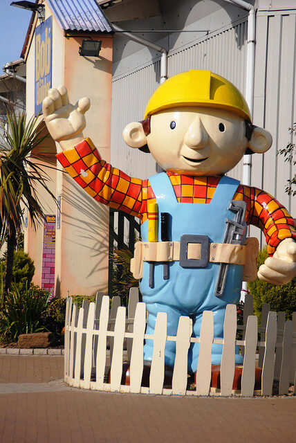 Bob the Builder at Skegness - Butlins Skegness Resort