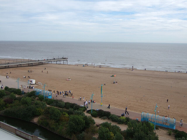 Skegness Beach View at Southview - Southview  Leisure Park