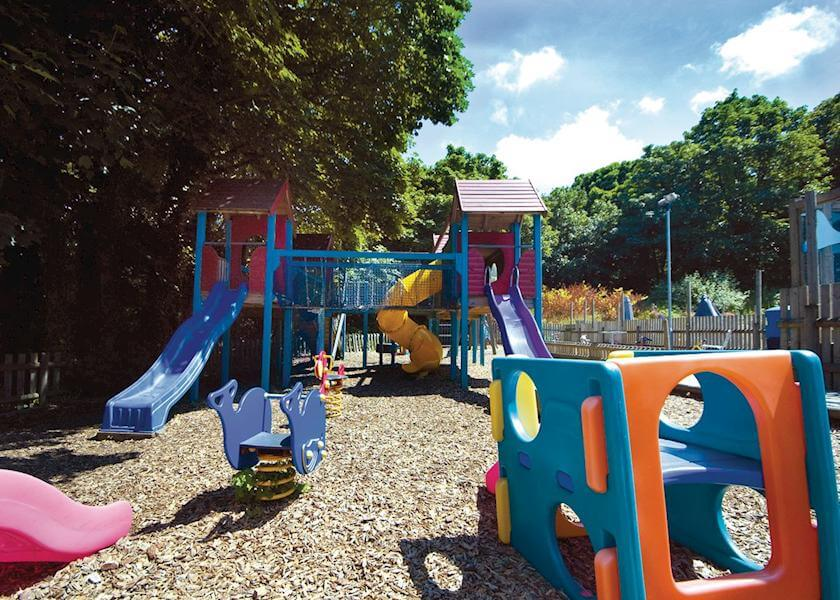 Watermouth Lodges Play Area