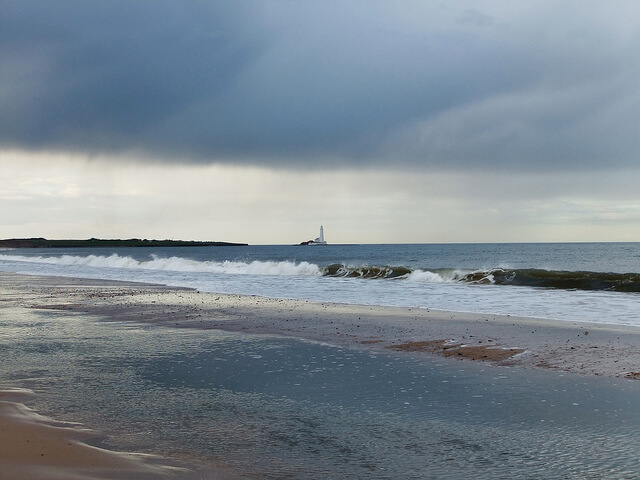 Sea View at Whitley Bay - Whitley Bay Holiday Park